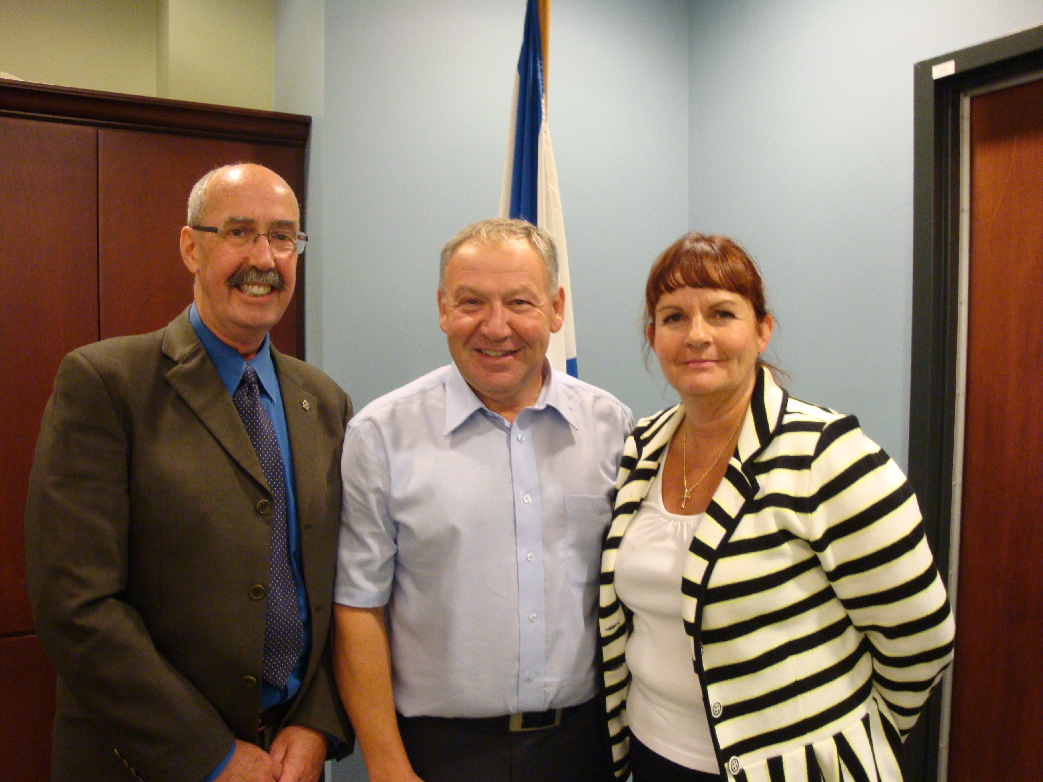 Dartmouth Learning Network invited to attend Premier's Roundtable on July 10, 2013