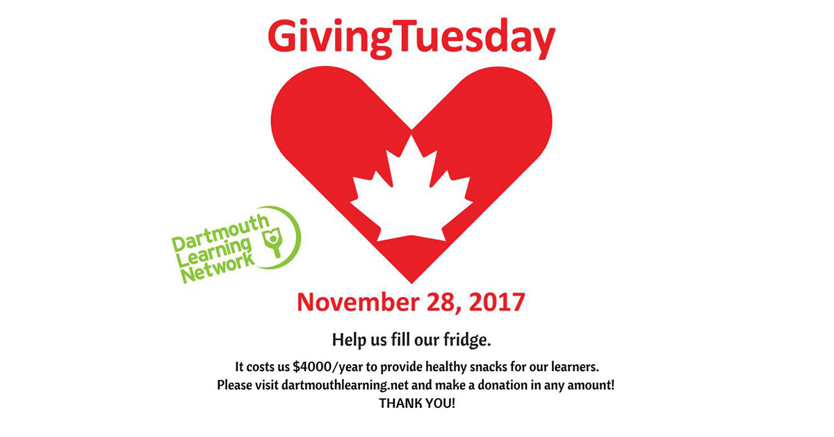 Giving Tuesday – Donate DLN!