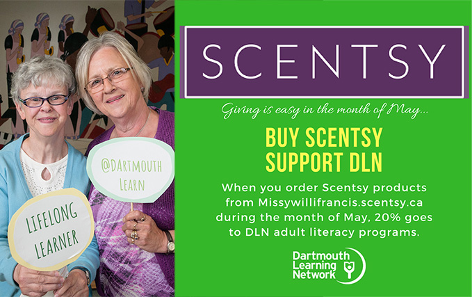 May Scentsy Party