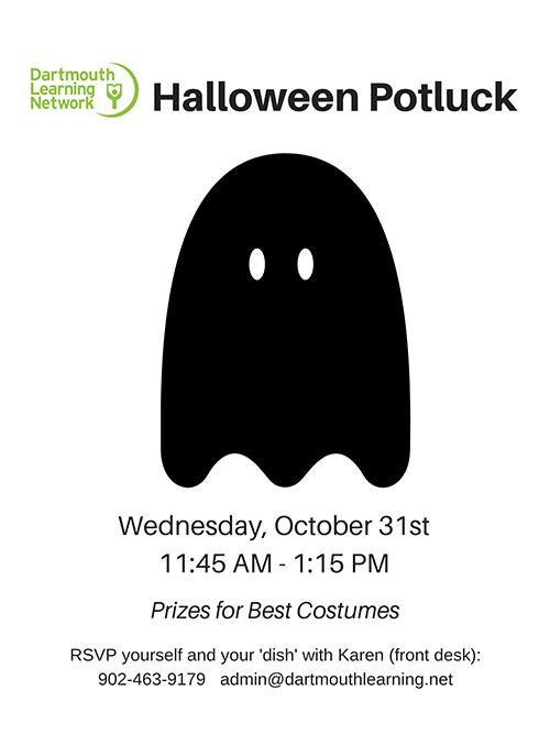 Halloween-Potluck
