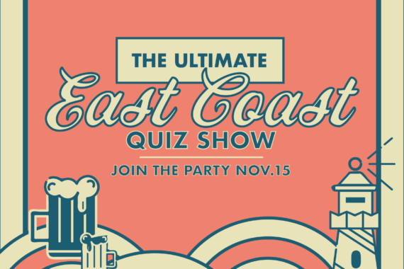 The Ultimate East Coast Quiz Show – Nov. 15, 2019