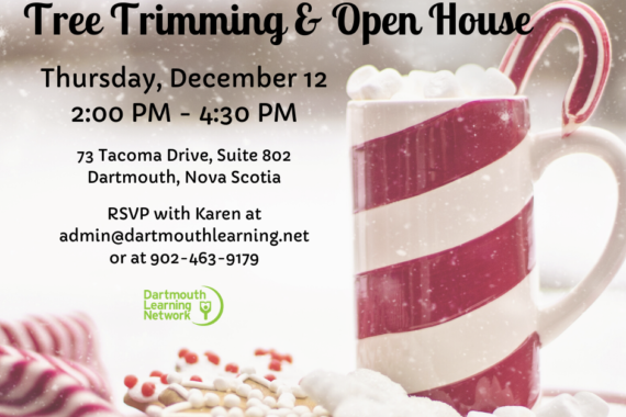 Tree Trimming & Open House – Thursday, Dec. 12, 2019