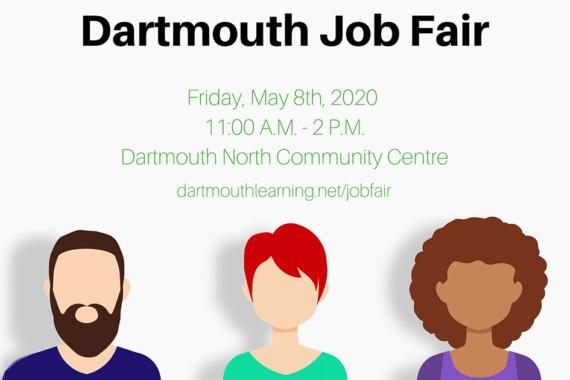 Dartmouth Job Fair – Fri., May 8th